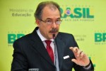 Aloizio Mercadante, ministro de Educación.