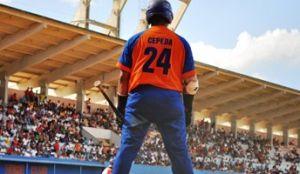Cepeda se encuentra en la capital cubana para ser evaluado por los especialistas del Complejo Ortopédico Frank País.