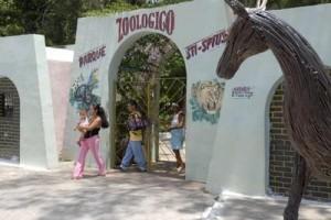 El Zoológico de Sancti Spíritus acoge a miles de visitantes durante el verano.