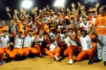 Equipo de Villa Clara se coronó campeón de la Serie 52 de la pelota cubana.