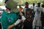 Cuba mantiene los cooperantes cubanos de la salud desde hace más de 10 años en Haití.