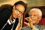 Zenani Mandela aseguró que su padre se está recuperando positivamente de la infección pulmonar. (Foto: Telesur)