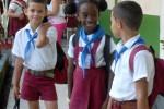 A Cuba la reconocen en el mundo entero por su desempeño ejemplar en la protección de la niñez, la juventud y la mujer.