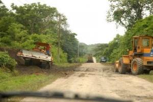Los principales trabajos son acometidos por el Centro Provincial de Vialidad.