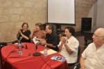 Su imagen preside los reclamos de justicia como abanderado de las causas más justas, destacó Salabarría durante un acto celebrado en la fortaleza colonial Morro Cabaña.