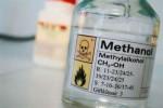 El alcohol metílico, o metanol es muy tóxico para humanos.