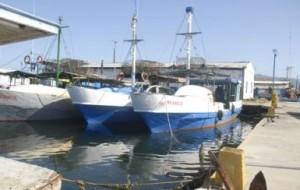 Antes de reiniciar las capturas los barcos fueron reparados totalmente.