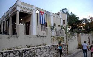 El colectivo se dio cita en la emblemática Casa de la Guayabera de la villa del Yayabo.