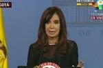 La presidenta argentina realiza una visita oficial a Colombia.
