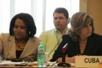 Maria Esther Reus destacó la voluntad política del Estado para garantizar el pleno desarrollo de las féminas.