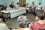 Díaz-Canel explicó algunos puntos de la actualización del modelo económico cubano.