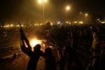 En Egito se reportan violentos choques entre partidarios y opositores del derrocado presidente Mohamed Morsi.