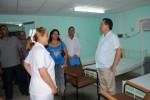 Las nuevas salas del Hospital General Provincial incrementan la capacidad de ingreso.