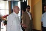 Machado Ventura resaltó la consonancia entre los Movimientos Sociales y los mandatarios del ALBA.