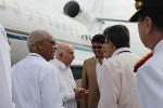 Machado Ventura viajó a Guayaquil acompañado por el canciller de Cuba, Bruno Rodríguez.