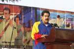 El presidente Nicolás Maduro Moros participa del Acto Central por el Día de la Rebeldía Nacional en Santiago de Cuba.