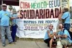 A Cuba viajará un grupo solidario compuesto  por 62 personas.