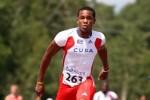 Revé, de 21 años y subtitular mundial juvenil en 2010, se resintió de esta lesión en el circuito de Brasil.