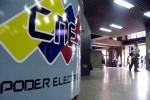 Consejo Nacional Electoral (CNE) de Venezuela.