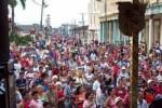 Desde el viernes y hasta este domingo Cabaiguán disfruta del carnaval número 100.