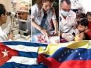 La iniciativa procede de un convenio suscrito entre Cuba y Venezuela, en 2005.