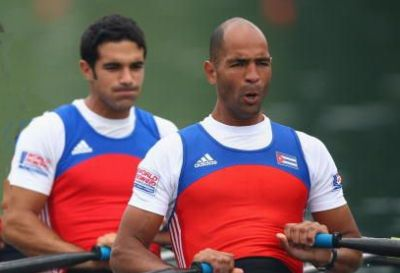 Debutan hoy dos cubanos en Mundial de Remo
