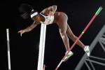 Yarisley Silva conquistó una valiosa medalla de bronce.