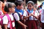 El uniforme escolar resulta uno de los aseguramientos neecsarios para el desarrollo de cada curso escolar.
