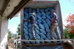 Actualmente más de 126 toneladas esperan por contenedores que las transporten.