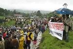 El anuncio coincide con el paro nacional agrario y popular en más de 20 departamentos de Colombia.