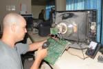 Las reparaciones de COPEXTEL incluyen a televisores de las líneas LG, PANDA Y ATEC-HAIER.