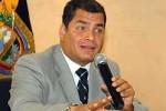 Cuba tiene un maravilloso servicio de salud gratuita, resaltó Correa.