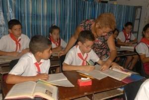 En el venidero curso abrirán sus puertas más de 430 centros escolares.