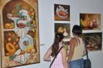 Ágape de frutas resume gran parte del trabajo desarrollado por Jorge González.