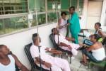 Jóvenes intoxicados se recuperan en el hospital Clínico Quirúrgico de 26.