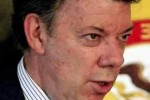 """""""En este proceso el que decreta las pausas y pone las condiciones no son las FARC-EP"""", dijo Santos."""