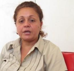 Marelys González Amador, vicepresidenta del Poder Popular de Trinidad.