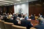 Ban Ki-moon escuchó una fuerte denuncia de los emisarios del Mercosur.