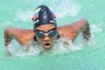 Esta destacada atleta incursiona en todos los estilos de la natación.