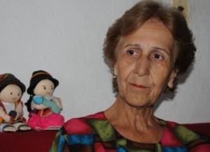 Nora ha sido reconocida con la Distinción 23 de Agosto y la Orden Ana Betancourt, las más altas que entrega la FMC en Cuba. (foto: Vicente Brito)