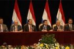 Cartes recalcó que es partidario sinceramente de que todos los países de la región estén hermanados.