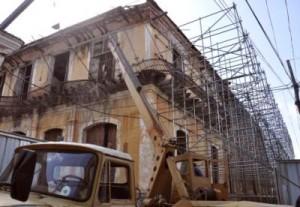La restauración del Palacio Iznaga está entre las obras más importantes del Turismo en la provincia.