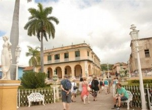 La Plaza Mayor ha recibido los beneficios del programa inversionista.