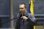 El vicepresidente de la República, Jorge Arreaza, dirigirá el Estado Mayor de la Salud.