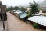 México está asolado por torrenciales lluvias que causaron numerosas inundaciones, cortes de carreteras y deslaves de tierra.