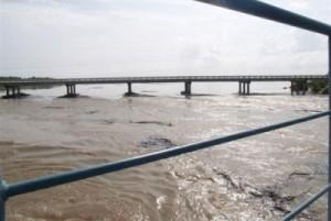 La presa Zaza retenía hasta el jueves 775 millones de metros cúbicos (el 76 por ciento de la capacidad).