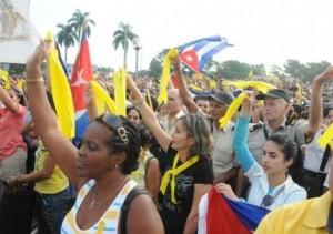 http://www.escambray.cu/2El pueblo de Sancti Spíritus reclamó a Obama indulto de antiterroristas cubanos.