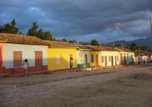 En el barrio de las Tres Cruces avanza un proyecto de rehabilitación de las viviendas y el espacio público conocido también como Plaza del Calvario.