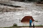 El presidente Barack Obama declaró el fenómeno como catástrofe mayor.