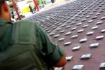 En lo que va de año, Venezuela ha incautado 36 mil 844 kilogramos de diversas drogas.